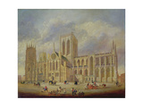 York Minster from the South Giclee Print by Henry Shaw