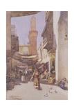 A Cairo Street, 1883 Giclee Print by Arthur Melville