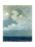 Sea and Clouds Giclee Print by William Blake Richmond