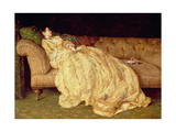 Day Dreams, c.1902 Giclee Print by Alfred Walter Bayes