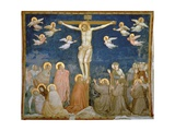 The Crucifixion Giclee Print by  Giotto di Bondone