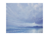 View to St Andrews Giclee Print by Derek Hare
