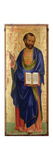St. Mark, Side Panel of a Disassembled Polyptych, 1371 Giclée-Druck von Lorenzo Veneziano