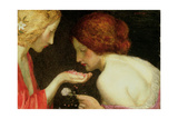 Rose Petals, 1900 Giclee Print by Robert Anning Bell