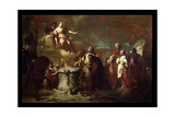 The Sacrifice of Iphigenia Giclee Print by Giambattista Piazzetta