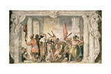 The Second Martyrdom of St. Sebastian, 1560s Giclee Print by Paolo Veronese