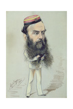 Robert Allan Fitzgerald, 1874 Giclee Print by Alfred Gish Bryan