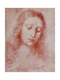 The Redeemer Giclee Print by  Leonardo da Vinci