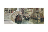 Venice, 1887 Giclee Print by Alexandre Nicolaievitch Roussoff