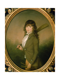 William Wheatley (1771-1812), Aged 14, 1786 Giclee Print by Francis Alleyne
