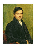 Portrait of Mr Bolding, 1832 Giclee Print by John Linnell