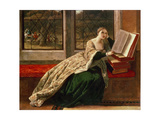 Lady Jane Grey Giclee Print by Frederick Richard Pickersgill