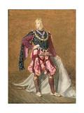 Self Portrait of the Artist in Elizabethan Dress, 1887 Giclee Print by Edward John Gregory