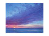 Sunrise Off Treasure Cay Giclee Print by Derek Hare