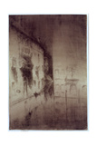 Nocturne: Palaces, 1879-80 Giclee Print by James Abbott McNeill Whistler