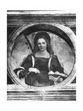 St. Agatha Giclee Print by Giovanni Antonio Boltraffio