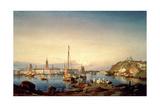 Stockholm Giclee Print by Carl Frederik Sorensen