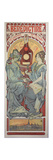Poster Advertising 'Benedictine' Liqueur, 1898 Giclee Print by Alphonse Marie Mucha