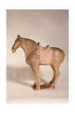 Horse, from a Tomb in Gongxian, Henan Province, 700-750 Giclee Print by Tang Dynasty Chinese School