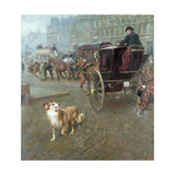 Lost or Strayed, 1905 Giclee Print by Briton Rivière