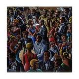 Nightclub, 1992 Giclee Print by P.J. Crook
