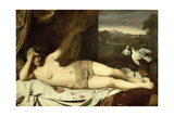Venus Giclée-tryk af Domenichino