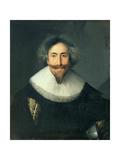 Portrait of Duke William of Baden-Baden (1593-1677) Giclee Print by Samuel van Hoogstraten