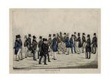 Cheltenham, c.1840 Giclee Print by Richard Dighton