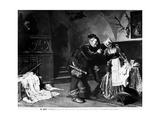 Sir John Falstaff, 1876 Giclee Print by Eduard Grutzner