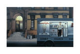 Mr. Softee, 1986 Giclee Print by Max Ferguson