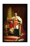 King Edward Vii, 1902 Giclee Print by Sir Samuel Luke Fildes