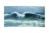 Breakers, 1895 Giclee Print by David James