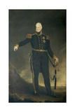 King William Iv Giclee Print by John Simpson