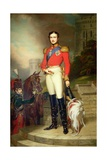 H.R.H. Prince Albert, the Prince Consort Giclee Print by John Lucas