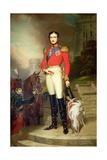 H.R.H. Prince Albert, the Prince Consort Giclee Print by John Lucas