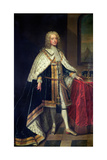 George II (1683-1760) Giclee Print by Enoch Seeman