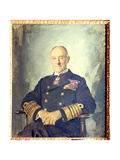 Admiral of the Fleet, Earl Jellicoe of Scapa (1859-1935) Giclee Print by Reginald-Grenville Eves