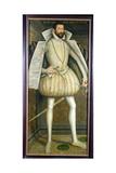 Portrait of Ladislav III Baron Lobkowicz (C.1537-1609) 1570 Giclee Print by Hans Krell