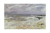 Broken Weather - Changing to Fine, 1908 Giclee Print by William McTaggart