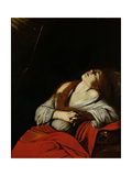 The Ecstasy of Mary Magdalene Giclee Print by Louis Finsonius or Finson