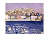 Collioure Giclée-Druck von Charles Rennie Mackintosh