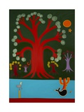 The Mysterious Woods in Putney, 2008 Giclee Print by Cristina Rodriguez