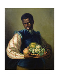The Black Boy Giclee Print by William Jones