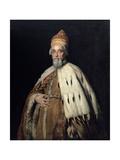 Doge Francesco Erizzo (1566-1646), c.1631 Lámina giclée por Bernardo Strozzi