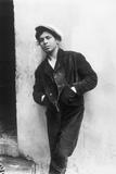 Portrait of a Sicilian Youth Photographic Print by Wilhelm Von Gloeden