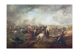 Battle of Marston Moor, 1644 Giclee Print by John Barker