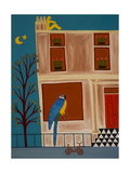 The Parrot from Shepherd's Bush, 2007 Giclee Print by Cristina Rodriguez