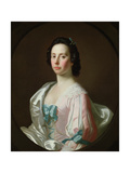 Portrait of Julia Musgrave Giclee Print by Allan Ramsay