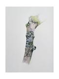Fallen Branch, 1997 Giclee Print by Rebecca John