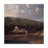 Calder Abbey Giclee Print by Matthias Read